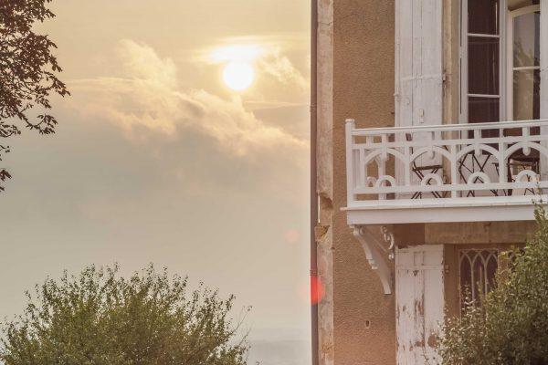Balcon chambre Rio