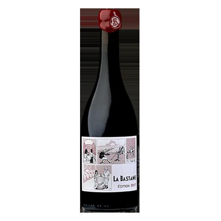 vin rouge bordeaux la bastane